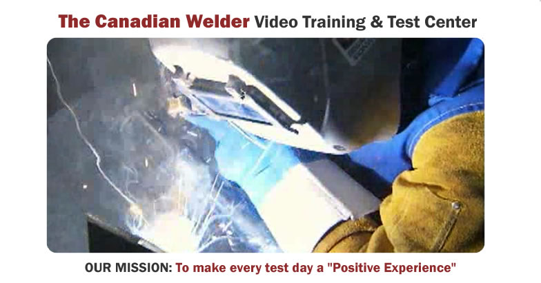 The Canadian Welder Test Centre
