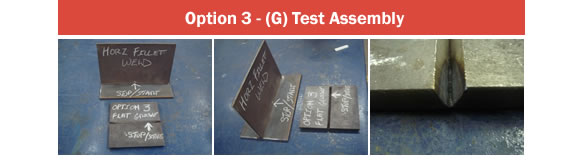 Canadian Welder Test Training Center and Test Day Videos